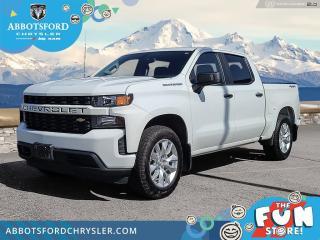 Used 2019 Chevrolet Silverado 1500 Custom  - Apple CarPlay - $361 B/W for sale in Abbotsford, BC