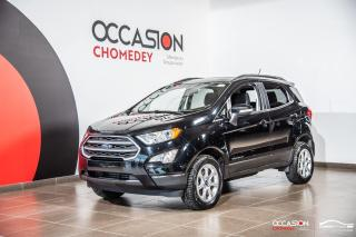 Used 2018 Ford EcoSport SE AWD+TOIT+MAGS+CAMERA DE RECUL for sale in Laval, QC