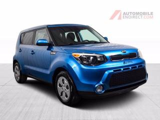 Used 2016 Kia Soul LX AUTO A/C BLUETOOTH for sale in St-Hubert, QC