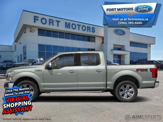 2019 Ford F-150 Lariat   - Navigation - Leather Seats - $492 B/W