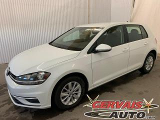 Used 2018 Volkswagen Golf Mags Caméra A/C Bluetooth Sièges Chauffants *Transmission Automatique* for sale in Shawinigan, QC