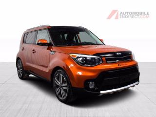 Used 2017 Kia Soul EX Premium A/C Mags Cuir Toit Pano Caméra for sale in St-Hubert, QC