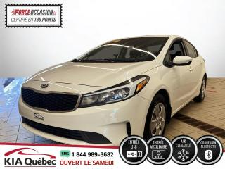 Used 2017 Kia Forte ** LX * AC* GROUPE ELECTRIQUE *BLUETOOTH for sale in Québec, QC