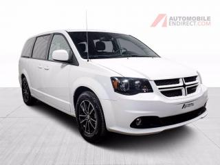 Used 2019 Dodge Grand Caravan GT Cuir Stow N'Go A/C Mags Sièges Chauffants for sale in St-Hubert, QC