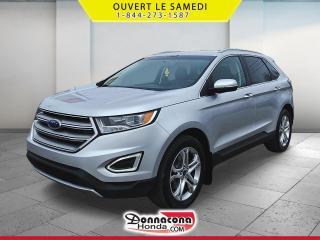 Used 2015 Ford Edge AWD TITANIUM *JAMAIS ACCIDENTE* for sale in Donnacona, QC