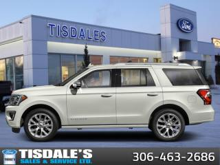 Used 2019 Ford Expedition Platinum   - Navigation -  Sunroof for sale in Kindersley, SK