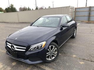 Used 2018 Mercedes-Benz C-Class C300 4MATIC for sale in Cayuga, ON