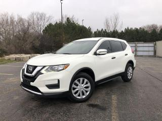 Used 2017 Nissan Rogue S 2WD for sale in Cayuga, ON