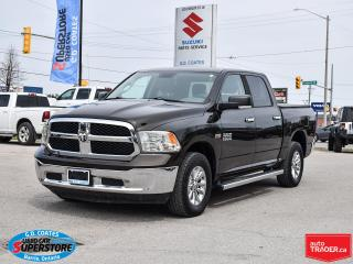 Used 2013 RAM 1500 SLT Crew Cab 4x4 ~HEMI ~Power Seat ~Trailer Tow for sale in Barrie, ON