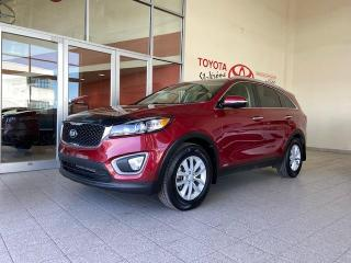 Used 2016 Kia Sorento * AWD * 2.4L * LX * MAGS * GR ELECT * BLUETOOTH * for sale in Mirabel, QC