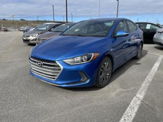 Used 2017 Hyundai Elantra GL,A/C,BANCS/VOL CHAUFF,BLUETO,CRUISE,CAMÉRA,MAGS+ for sale in Mirabel, QC