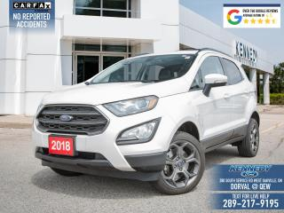 Used 2018 Ford EcoSport SES for sale in Oakville, ON