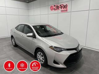 Used 2017 Toyota Corolla CE - GROUPE CLIMATISEUR for sale in Québec, QC