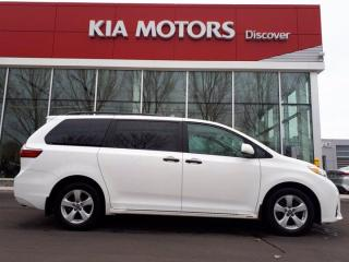 Used 2018 Toyota Sienna BASE for sale in Charlottetown, PE