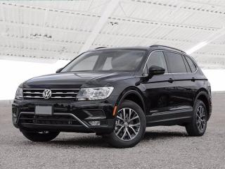 New 2021 Volkswagen Tiguan COMFORTLINE for sale in Hebbville, NS