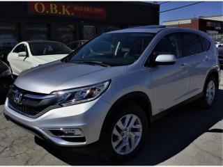 Used 2016 Honda CR-V AWD, EX-L,TOIT OUVRT, CAMERA RECUL,BLUETOOTH, CUIR for sale in Laval, QC