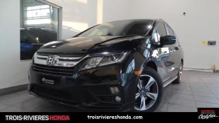 Used 2018 Honda Odyssey EX + ATT. REMORQUE + HONDA SENSING ! for sale in Trois-Rivières, QC