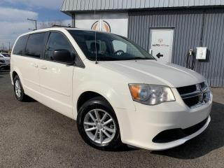 Used 2012 Dodge Grand Caravan ***SXT,DVD,MAGS,A/C,CAMERA,AUBAINE*** for sale in Longueuil, QC