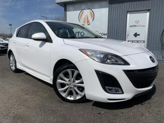 Used 2011 Mazda MAZDA3 Sport ***GT,AUTOMATIQUE,CUIR,TOIT,A/C*** for sale in Longueuil, QC