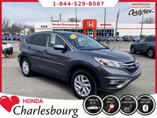 Used 2016 Honda CR-V SE AWD **UN PROPRIÉTAIRE**0 ACCIDENT** for sale in Charlesbourg, QC