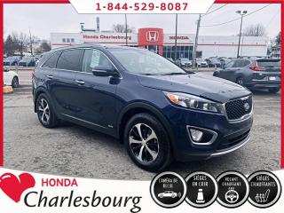 Used 2016 Kia Sorento TURBO EX AWD **CUIR+VOLANT CHAUFFANT** for sale in Charlesbourg, QC