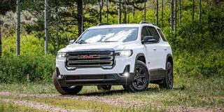 New 2021 GMC Acadia SLE for sale in Fredericton, NB