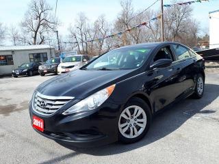 Used 2011 Hyundai Sonata GL,Certified for sale in Oshawa, ON