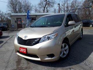 Used 2013 Toyota Sienna CERTIFIED for sale in Oshawa, ON
