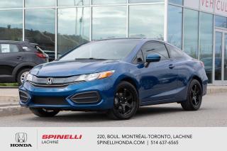 Used 2015 Honda Civic LX MANUELLE MAGS BLUETOOTH MANUELLE CRUISE MAGS BLUETOOTH for sale in Lachine, QC