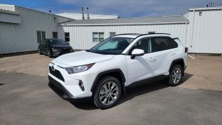 New 2021 Toyota RAV4 XLE AWD XLE PREMIUM AWD for sale in Port Hawkesbury, NS