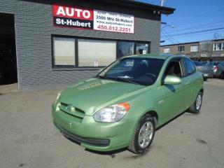 Used 2009 Hyundai Accent L for sale in St-Hubert, QC