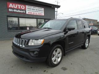 Used 2012 Jeep Compass North Edition**4WD**WOW** for sale in St-Hubert, QC