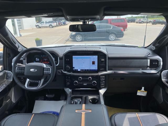2021 Ford F-150 PLATINUM 4WD SUPERCREW 5.5' BOX