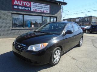 Used 2009 Hyundai Elantra GL ** TOUT EQUIPE ** for sale in St-Hubert, QC