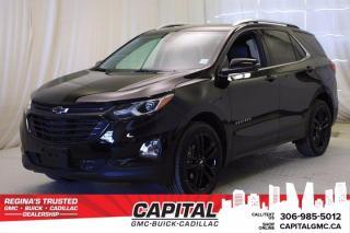 Used 2020 Chevrolet Equinox LT AWD*LEATHER*SUNROOF*NAV* for sale in Regina, SK