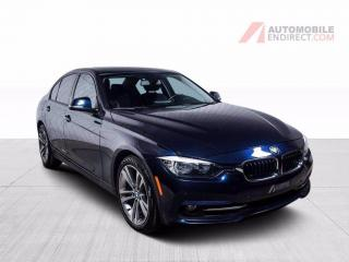 Used 2016 BMW 3 Series 320i xDrive Sportline Cuir Toit Sièges Chauffants for sale in Île-Perrot, QC