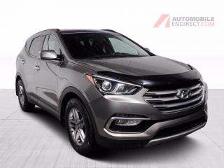 Used 2017 Hyundai Santa Fe Sport SPORT A/C MAGS BLUETOOTH CAMERA DE RECUL for sale in Île-Perrot, QC