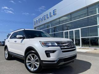 Used 2019 Ford Explorer Limited AWD toit, gps for sale in St-Eustache, QC