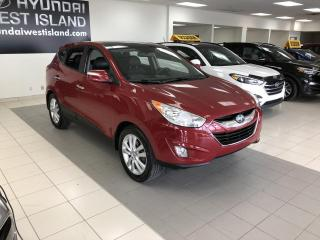 Used 2011 Hyundai Tucson LIMITED AUTO AWD TOIT MAGS CUIR CRUISE B for sale in Dorval, QC
