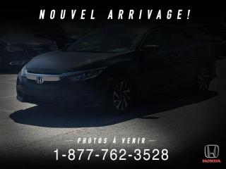 Used 2017 Honda Civic EX + AUTO + TOIT + A/C + CAMERA + MAGS + for sale in St-Basile-le-Grand, QC