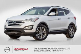 Used 2014 Hyundai Santa Fe Sport Limited NAVIGATION / TOIT PANORAMIQUE / CUIR / MAGS 20'' / CAMERA for sale in Montréal, QC