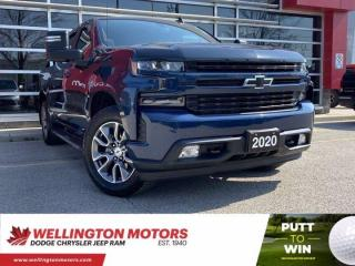 Used 2020 Chevrolet Silverado 1500 RST | V8 | Crew Cab | Low Km .... for sale in Guelph, ON