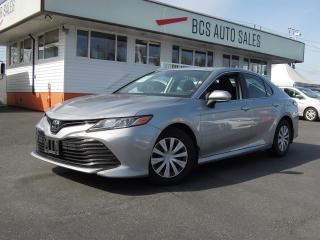 Used 2019 Toyota Camry LE for sale in Vancouver, BC