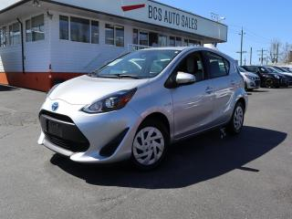 Used 2018 Toyota Prius C for sale in Vancouver, BC