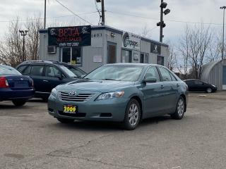 Used 2009 Toyota Camry for sale in Kitchener, ON