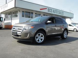 Used 2014 Ford Edge SEL for sale in Vancouver, BC