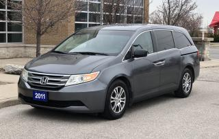 Used 2011 Honda Odyssey EX,EX for sale in Brampton, ON