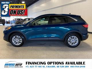 Used 2020 Ford Escape SE PRE-COLLISION ASSIST, BLIND SPOT MONITORING, AND MORE!! for sale in Calgary, AB