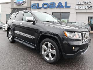 Used 2011 Jeep Grand Cherokee Overland for sale in Ottawa, ON