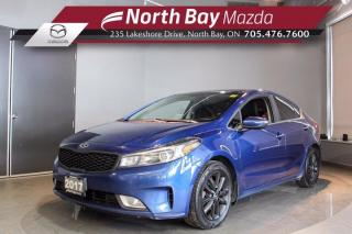 Used 2017 Kia Forte EX- Heated Seats - Bluetooth - Cruise for sale in North Bay, ON